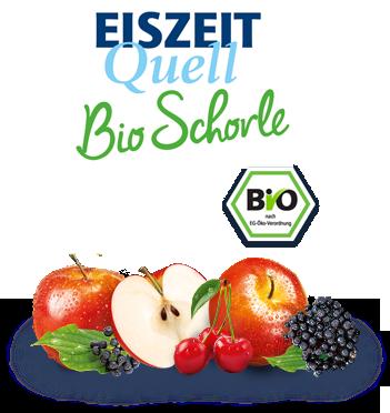 EiszeitQuell Bio-Früchte und Bio Siegel