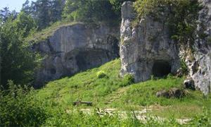 Höhle Schwäbische Alb