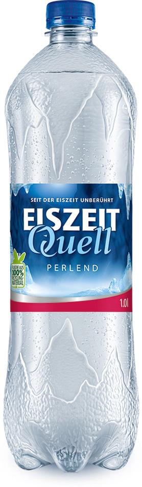 EiszeitQuell PET 1,0l